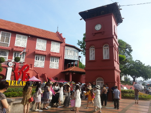 Tan Beng Swee Clock Tower.