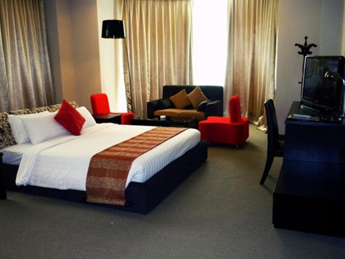 Executive Room yang ada di Tower Regency Hotel