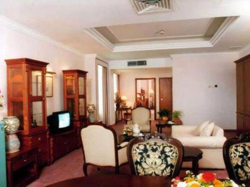 Suite hotel Holiday Villa, Alor Setar.