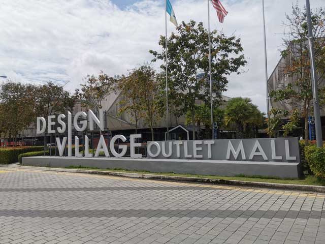 Design Village Mall