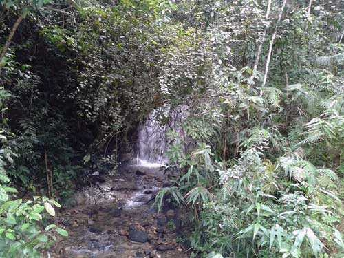 Air terjun Bukit Bakar, Machang.