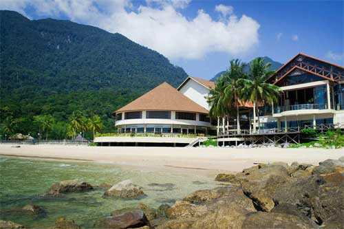 Damai Puri Resort & Spa.