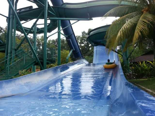 The Carnivall Water Park Sungai Petani.