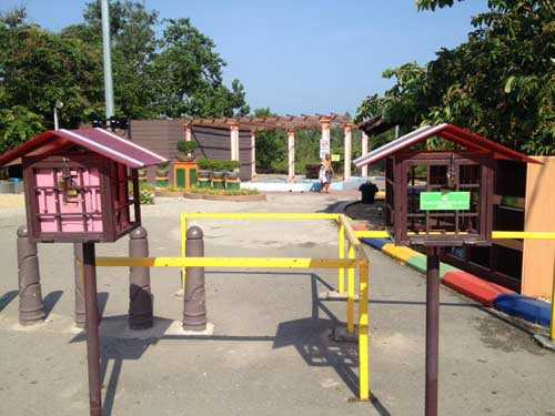 Kolam Air Panas Tok Bok, Labok.