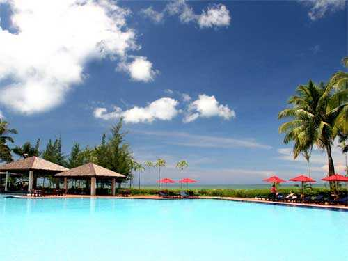 Miri Marriott Resort & Spa.