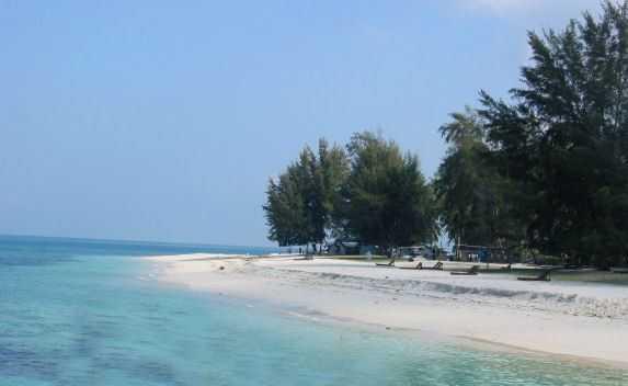 Pulau Sibu Destinasi Percutian Menarik Di Johor