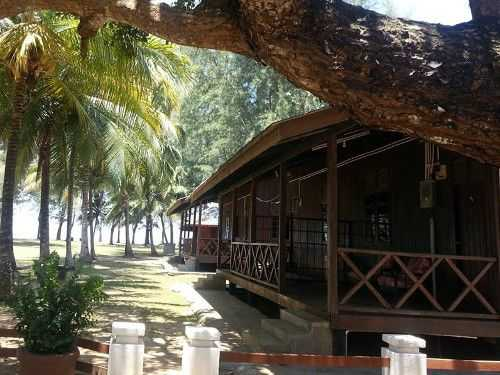 Sri Nipah Resort.