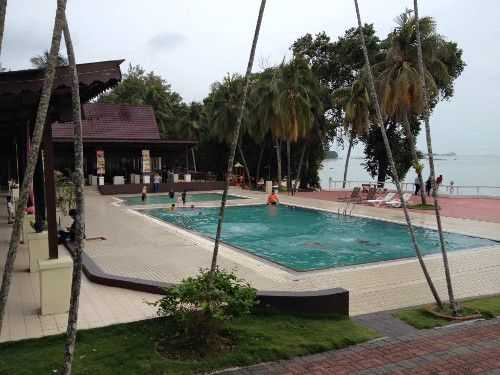 Tanjung Bidara Beach Resort.
